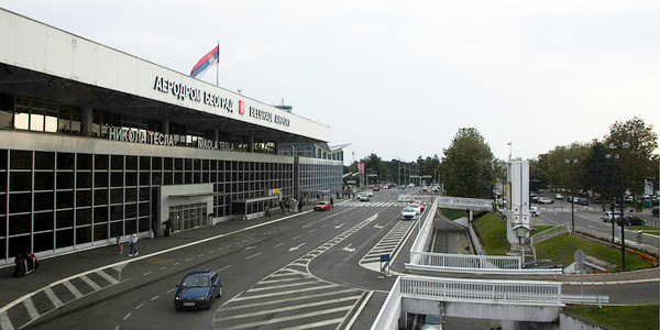 Timisoara Belgrad aeroport